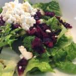 Cherry Romaine Salad