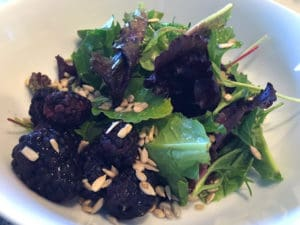 Fit Blackberry Salad
