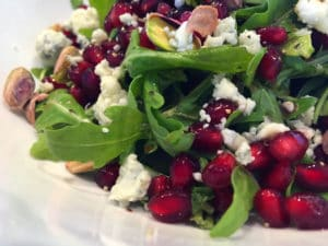 Flavor of Italy Salad with Pistachios