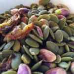 Pistachio, Pumpkin Seed, Banana Chip Runner's Trail Mix