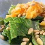 Spicy Orange Salad