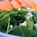 Summer Cantaloupe Salad