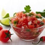 Spicy Tomato and Onion Salsa