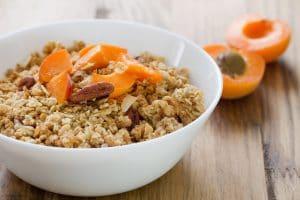 Apricot Granola Cereal