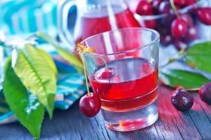 Fresh Post-Workout Tart Cherry Juice