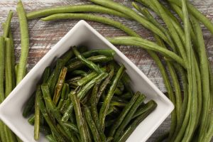 Green Beans Seasoned and Dressed