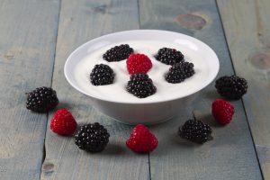 Wild Berry Yogurt