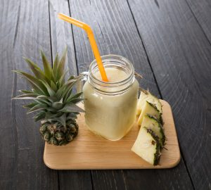 Pineapple Post-Workout Recovery Shake