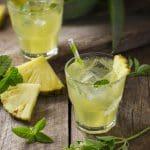 Pineapple Basil Juice