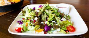 Apricot Green Salad