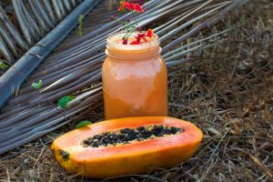 Anti-Inflammatory Papaya Smoothie