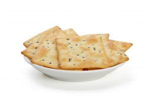 Homemade Flaxseed Crackers