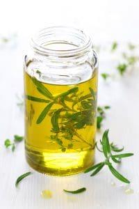 Rosemary Lemon Infused Olive Oil