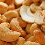 Garlic Roasted Cashews