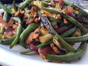 Spicy Garlic and Vegetable Stir Fry