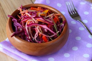 Cabbage and Vegetable Salad