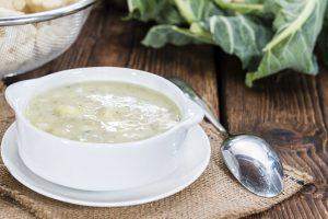 Winter Cauliflower Soup