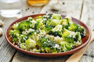 Broccoli Quinoa