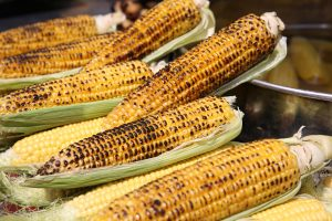 Seasoned Grilled Corn