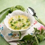 Zucchini Vegetable Soup