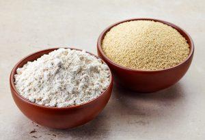 Fresh Homemade Amaranth Flour