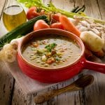 Ancient Traditional Stone Soup